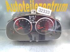 Tacho Kombiinstrument Mazda 2 (DY) 1,2i 55kW BJ.2004 3M7110849MG DD1455430