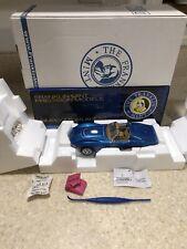 New ListingFranklin Mint 1970 Corvette Lt-1 Coupe Le Blue In Box! Mint! 1:24