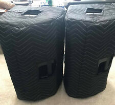QSC K12.2  *NEW*  K12.2 Premium Padded Speaker Covers (2)-Quantity of 1=1 Pair!