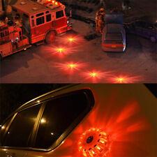 12LED Waterproof Road Safety Flare  Warning Light Emergency Roadside Lights YF