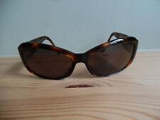 Ladies Bvlgari Brown Oval Sunglasses New Lenses 8005 B 502/73 60 15 125 Italy