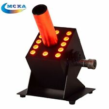 Led Co2 Jet Canon Stage Effect Cryo jet Co2 Fog Machine With Free 6M hose