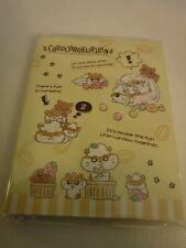 Sanrio CoroCoroKuririn Notes in Folder