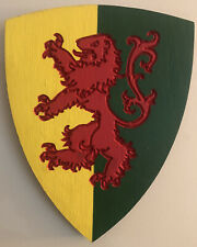 William Marshal Medieval Coat Of Arms Shield Wall Decor