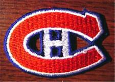 Montreal Canadiens NHL Hockey Jacket Patch 8 1/2""