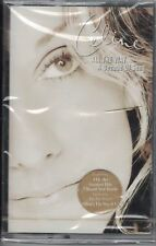 MUSICASSETTA CELINE DION ALL THE WAY  NUOVA SIGILLATA MUSICAL CASSETTE