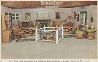 """*Postcard-""""Borden's Family...In Person ..*Elsie, Elmer & Beauregard"""""""