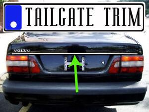 Volvo 850 1993 94 95 96 1997 Chrome Tailgate Trunk Trim Molding