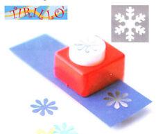 SCRAPBOOKING - PERFORATORE PUNZONATORE PUNCHER - Cristallo di neve  - 12 mm