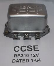 GENUINE LUCAS RB 310 12V  DATE 1-64 OUR REBUILD EXCHANGE UNIT REQUIRED