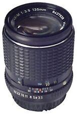 Manual Focus Medium Format Camera Lens