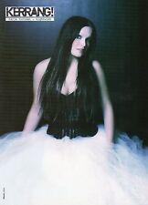 Gwen Stefani  TarjaTurunen   Nightwish     Double Sided    Mini Poster  ( MC 68)
