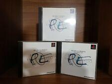 Playstation 1 - PS1 - JAP - NTSC-J - Parasite Eve