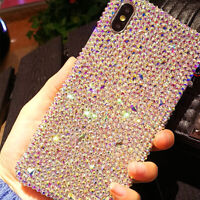 Lovely Bling Diamond Case for iPhone X XR XS Max 7 8 Plus with SWAROVSKI ELEMENT