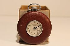 "Antique Art Deco Rare Collectible Germany Men'S Open Face Pocket Watch ""Haller"""