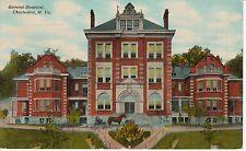 1911 The General Hospital in Charleston, WV West Virginia PC