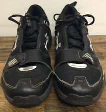 Under Armour Performance Evade Running/Training Shoes- Black- Youth Size 6.5 USA