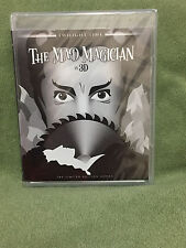Free*Postage New The Mad Magician 3D /Three stooges Spooks Blu Ray Vincent Price