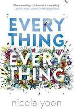 BESTSELLER Everything, Everything by Nicola Yoon (Paperback, 2015)