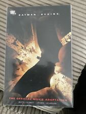 BATMAN BEGINS: THE OFFICIAL MOVIE ADAPTATION TP USED VERY GOOD DC