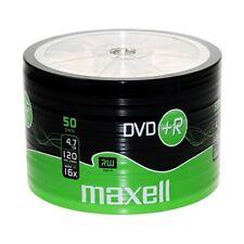Maxell DVD R 4.7gb - Confezione da 50