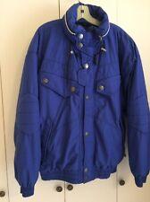 Kaelin Insulated Winter Snow Ski Jacket/Coat Men's XL Sapphire Blue