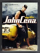 WWE - John Cena: My Life (DVD, 2007, 3-Disc Set)