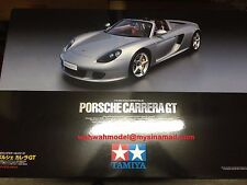 Tamiya 12050 1/12 Scale Model Sports Car Kit Porsche Carrera GT 980 w/PE Parts