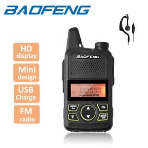 BAOFENG BF-T1 portatile walkie-talkie uso aziendale Ricetrasmittente 20 canali