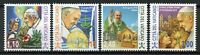 Vatican Pope Francis Stamps 2019 MNH Journey Papal Visits 2018 People 4v Set