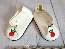 DOLL SHOES FROM OLD DOLL STORE STOCK 2-3/4