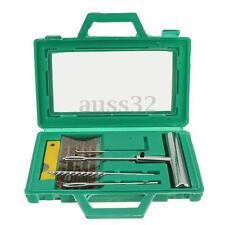 Car Truck Wheel Tire Repair Steel Tool Kit Puncture Plug Patch Mending Fix Set
