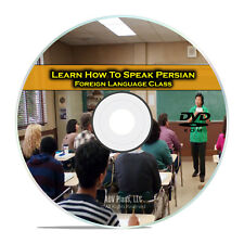 Learn How To Speak Persian, Fluent Foreign Language Training Class, DVD G84