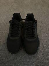 Reebok Trainers Black Size 5 1/2 Used