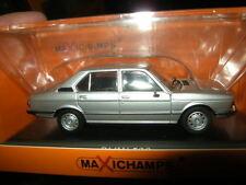1:43 maxichamps bmw 520 1974 Silver/plata nº 940023000 OVP