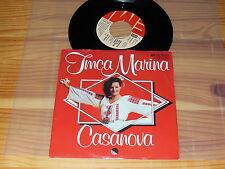 IMCA MARINA - CASANOVA / GERMANY VINYL 7'' SINGLE 1977
