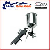 SIP TRADE 02137 COBALT GRAVITY FEED SPRAY GUN - 6.5 CFM 1.5mm NOZZLE