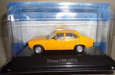 DODGE 1500 (1971) Hillman - ARGENTINA diecast 1:43 car very rare NEW CONDITION