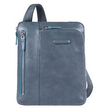 PIQUADRO Crossoverbag Serie Blue Square CA1816B2/GR2 NEU