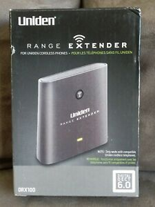 UNIDEN RANGE EXTENDER FOR UNIDEN CORDLESS PHONES MODEL DRX100 SEALED BRAND NEW