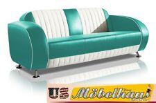 G63T Bel Air Fifties Style Designer Sofa Wohnzimmer Sessel Retro USA 50er Jahre
