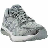 ASICS Gel-Nimbus 21 Running Shoes  Casual Running  Shoes - Silver - Mens
