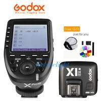 Godox XPro-N 2.4G TTL Wireless X System Flash Trigger + X1R-N Receiver For Nikon