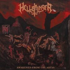 HELLBRINGER - AWAKENED FROM THE ABYSS   VINYL LP NEU