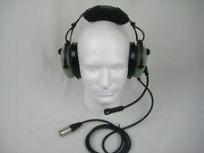 David Clark H8530 Pro Audio 40689G-02 Broadcast Studio Headset
