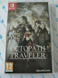 Octopath Traveler switch FR