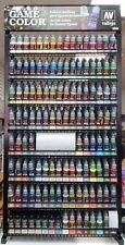 Brand New Vallejo Game Color Paints Complete Set of All 121 Paints