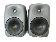 More details for genelec 8050a powerful bi-amplified professional studio monitors inc warranty