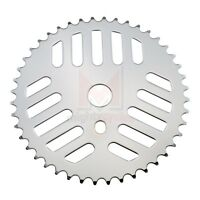 NEW! 44T BMX Bicycle Chainring Sprocket Chrome Beach Cruiser MTB Lowrider