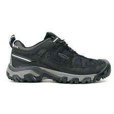 Keen Targhee Exp Mens Keen Dry Rugged Low Black Hiking Boots Shoes US 10 EU 43